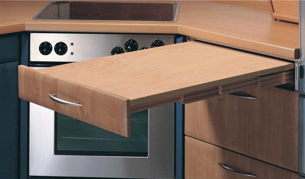 Pull Out Table System Rapid In The H 228 Fele America Shop
