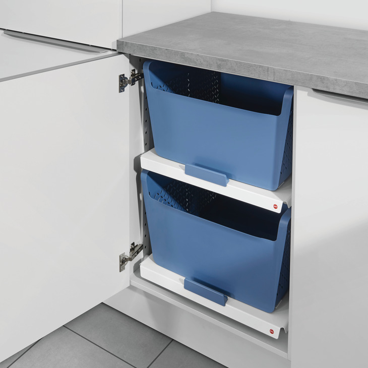 Pull Out With Basket Hailo Laundry Area In The H 228 Fele