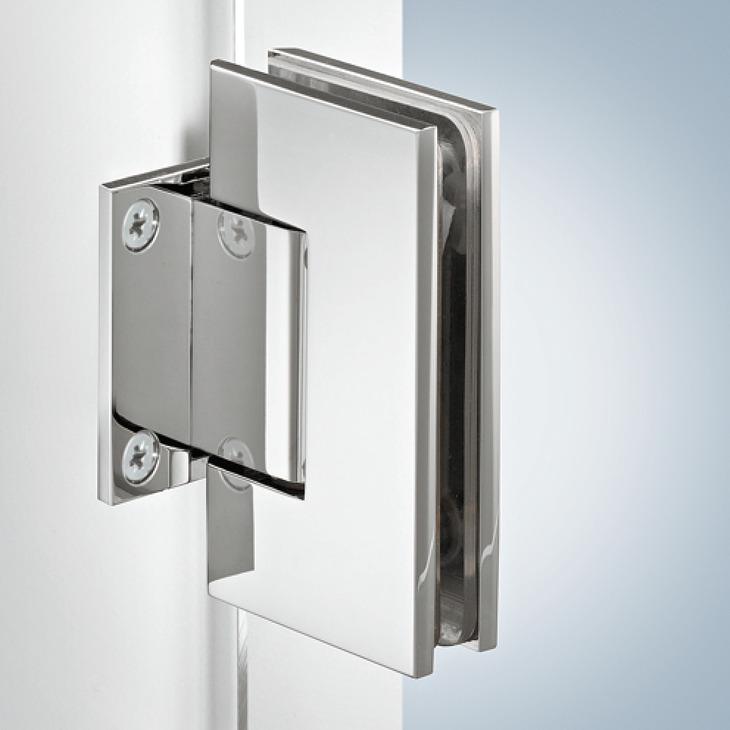 shower door hinge straight aquasys
