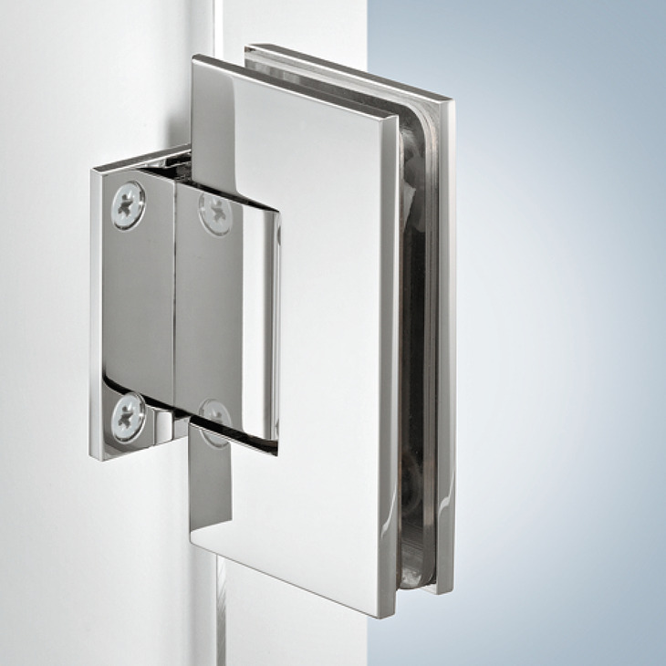 Shower Door Hinge Straight