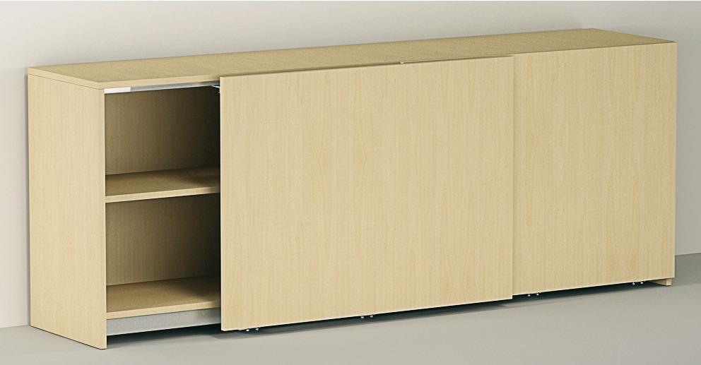 Cabinet Pocket Door Hardware sliding door hardware, eku frontino 20, track set - in the häfele