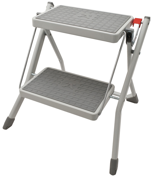 Remarkable Step Stool Folding In The Hafele America Shop Ibusinesslaw Wood Chair Design Ideas Ibusinesslaworg
