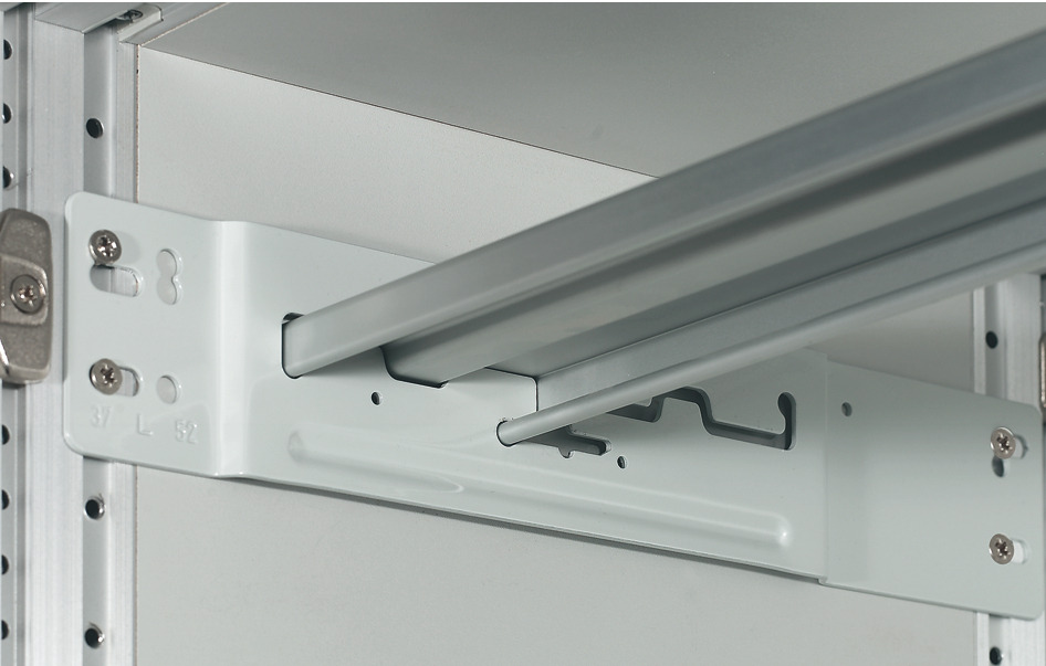 Top Mount Bracket For Hanging File System In The H 228 Fele