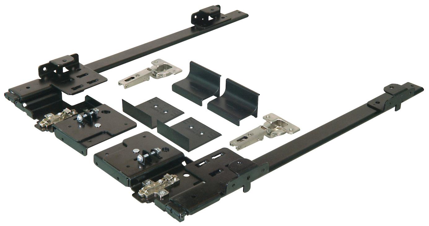 wooden pivot sliding doors  accuride 1321 pro pocket u2122