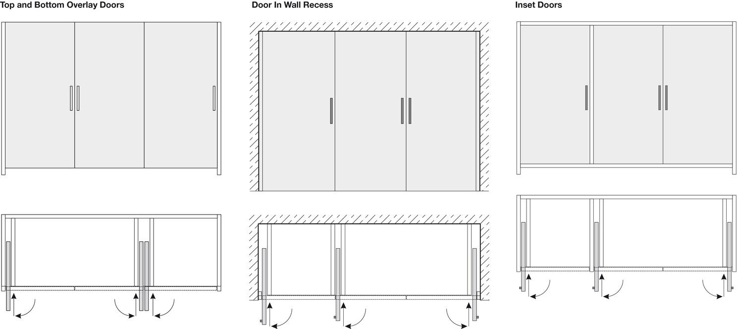 Wooden Pivot Sliding Doors Hawa Concepta In The Hfele America Shop