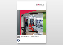 Hafele product news and innovation 78