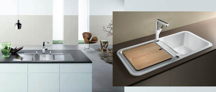 Blanco sink made in Germany