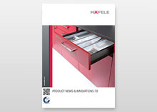 Hafele Product News and Innovation 79